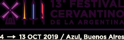 AZUL Ciudad Cervantina de la Argentina