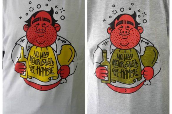Ponete la camiseta